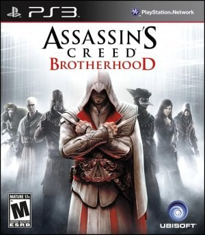Sell My Assassins Creed Brotherhood PlayStation 3