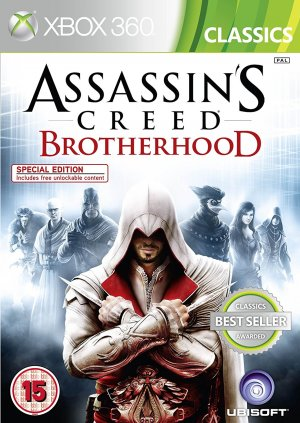 Sell My Assassins Creed Brotherhood Xbox 360