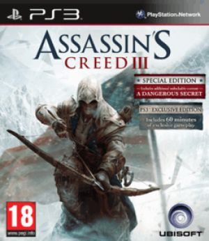 Sell My Assassins Creed III PlayStation 3