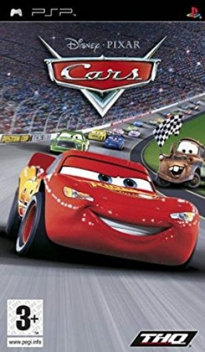 Sell My Disney Pixar Cars PSP