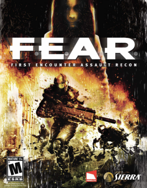 Sell My FEAR F.E.A.R. - First Encounter Assault and Reconnaissance xBox