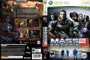 Sell My Mass Effect 2 Xbox 360