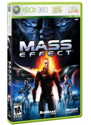 Sell My Mass Effect Xbox 360