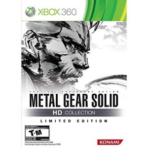 Sell My Metal Gear Solid HD Collection Xbox 360