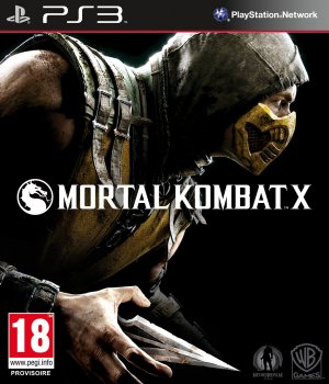 Sell My Mortal Kombat X PlayStation 3