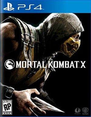 Sell My Mortal Kombat X PlayStation 4