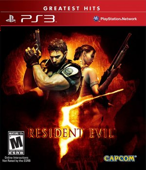 Sell My Resident Evil 5 PlayStation 3
