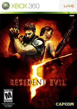Sell My Resident Evil 5 Xbox 360