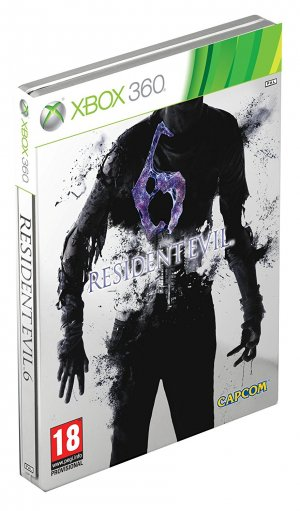 Sell My Resident Evil 6 Xbox 360