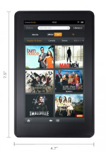 Sell My Amazon Kindle Fire HD 7 inch 1st Gen 16GB