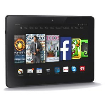 Sell My Amazon Kindle Fire HD 7 inch 2nd Gen 16GB