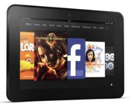 Sell My Amazon Kindle Fire HD 7 inch 4th Gen 16GB