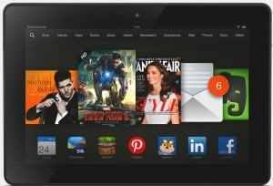 Sell My Amazon Kindle Fire HDX 8.9 inch 16GB