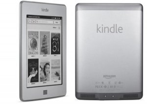 Sell My Amazon Kindle Touch WiFi