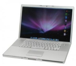 Sell My Apple MacBook Pro Core 2 Duo 2.4 17 - Inch - 2007
