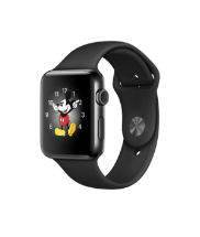 Sell My Apple Watch 42mm Black Stainless Steel for cash