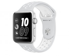 Sell My Apple Watch Nike Aluminium 38mm Silver for cash