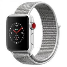 Sell My Apple Watch Series 3 38mm Silver Aluminium GPS Cellular