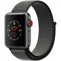 Sell My Apple Watch Series 3 38mm Space Grey Aluminium Case GPS for cash