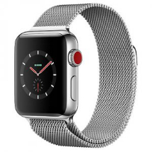 Sell My Apple Watch Series 3 38mm Stainless Steel Case GPS with Cellular