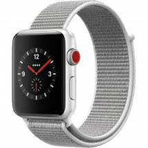Sell My Apple Watch Series 3 42mm Silver Aluminium GPS for cash