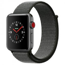 Sell My Apple Watch Series 3 42mm Space Grey Aluminium GPS Cellular for cash