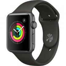 Sell My Apple Watch Series 3 42mm Space Grey Aluminium GPS