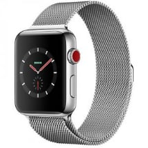Sell My Apple Watch Series 3 42mm Stainless Steel Case GPS with Cellular