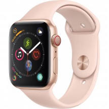 Sell My Apple Watch Series 4 GPS + Cellular 44 mm Silver Aluminium for cash