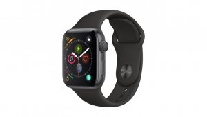 Sell My Apple Watch Series 4 GPS 40 mm Black Stainless Steel for cash