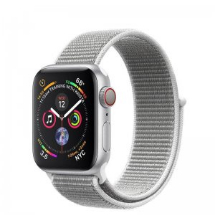 Sell My Apple Watch Series 4 GPS 40 mm Silver Aluminium for cash