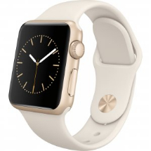 Sell My Apple Watch Sport 38mm Gold Aluminium for cash