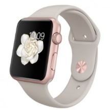 Sell My Apple Watch Sport 42mm Rose Gold Aluminium for cash