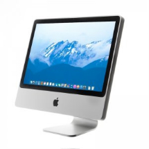 Sell My Apple iMac Aluminium 20 Inch 2007-2009