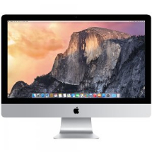 Sell My Apple iMac Core i5 3.4 27 Inch Late 2013 8GB
