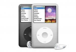 Sell My Apple iPod Classic 7th Gen 80GB