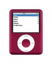 Sell My Apple iPod Nano Video 3rd Gen 8GB Red
