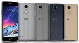 Sell My LG K8 2017 M200N