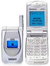 Sell My Maxon MX7920