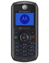 Sell My Motorola C119 GSM for cash