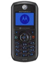 Sell My Motorola C119 GSM