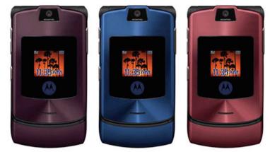 Sell My Motorola RAZR V3xxi