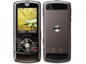 Sell My Motorola Z6w
