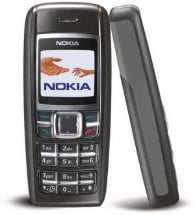 Sell My Nokia 1600b