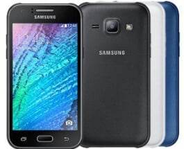 Sell My Samsung Galaxy J1 J100F