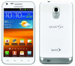 Sell My Samsung Galaxy S2 Epic D710