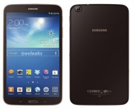 Sell My Samsung Galaxy Tab 3 8.0 Wifi Tablet T310 32GB