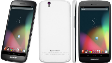 Sell My Sharp Aquos Phone SH930W for cash