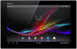 Sell My Sony Xperia Tablet Z 16GB 4G