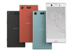 Sell My Sony Xperia XZ1 Compact for cash